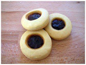biscottini frolla