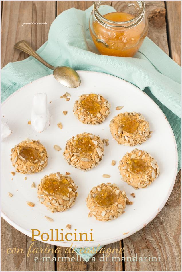 biscotti farina di castagne-3