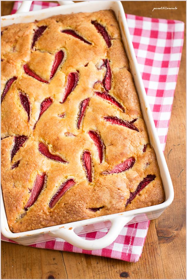 torta fragole e crema pasticcera-1