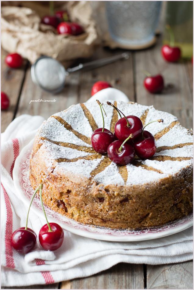 torta ciliegie e pistacchi-2