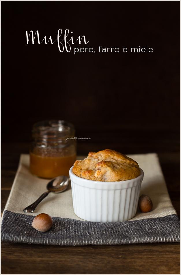 muffin pere e miele-4