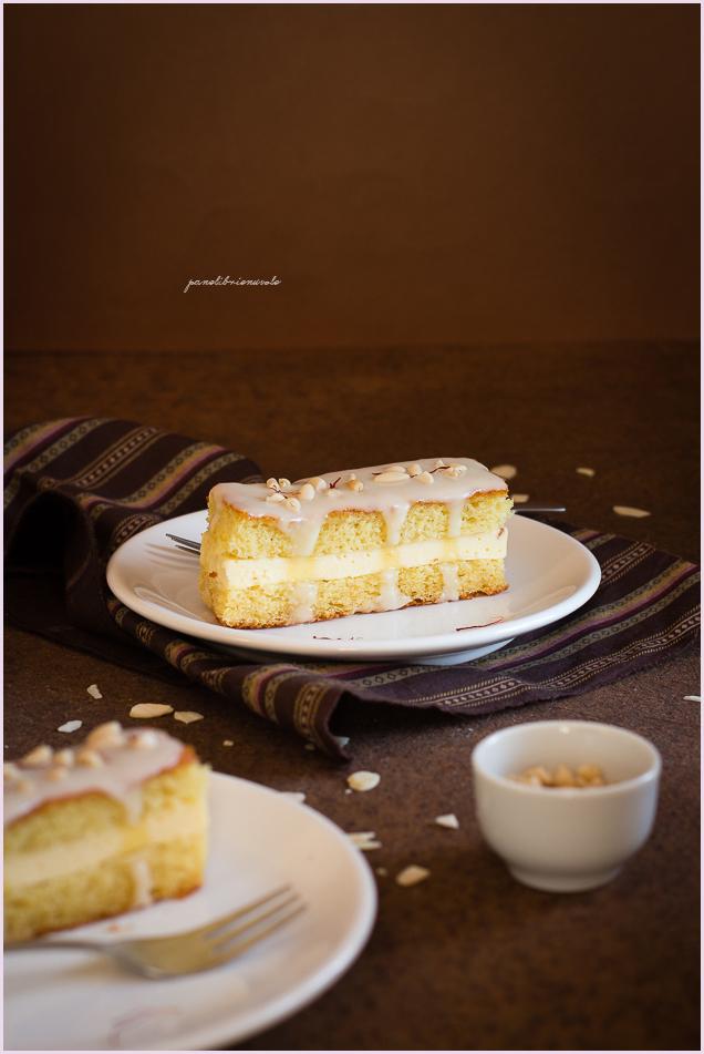torta allo zafferano-3